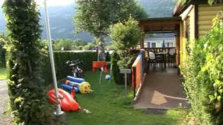 Ideal Camping Lampele, Mietobjekte