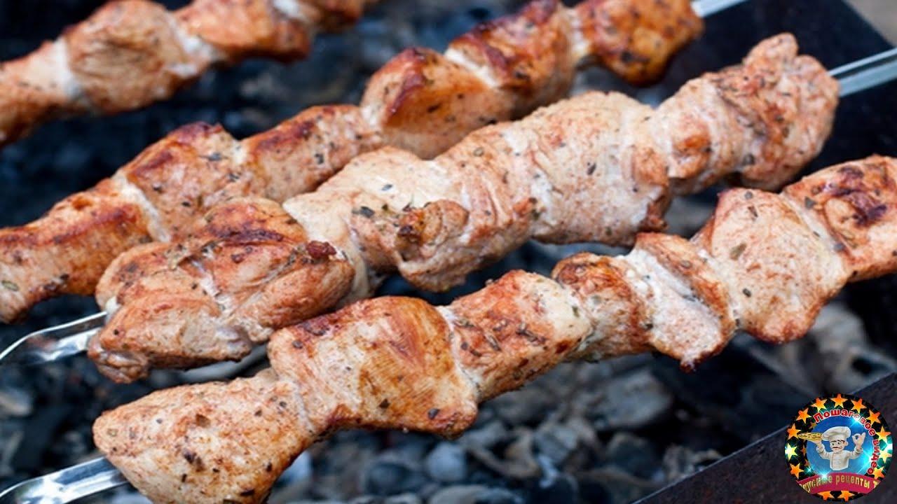 Шашлык из филе индейки рецепты