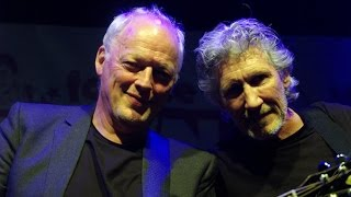 DAVID GILMOUR ▲ ROGER WATERS - Comfortably Numb