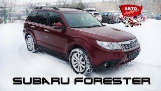Subaru Forester 3 с пробегом (рестайлинг 2.0 АКПП)