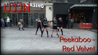 Red Velvet (레드벨벳) - Peekaboo (피카부) Cover by UJJN [in public]