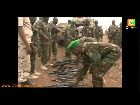 Al-Shabaab Base Dismantled