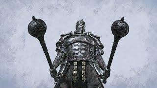 Dark Souls 3 PvP - Drang Twin Hammers