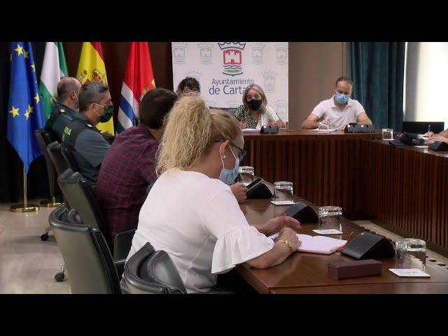 Cartaya Tv | Rueda de Prensa de la Comisión de Coordinación para la Seguridad del COVID-19