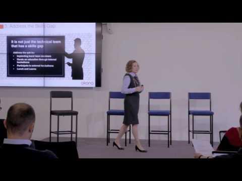 """Transform Your Bank's SOA into an API Superstar"": Laura Heritage, Director of API Strategy at Akana"