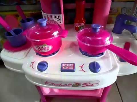 Mainan Dapur Dapuran Masak Masakan Kitchen Set Model B