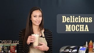 How to make Delicious Cafe Mocha | Keurig Coffee Recipes