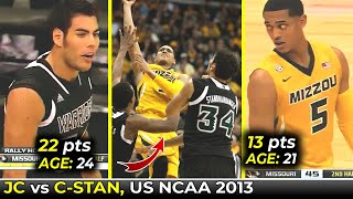 Jordan Clarkson vs Christian Standhardinger! 13,000 People watching!