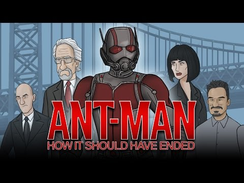 Thumbnail: How Ant-Man Should Have Ended