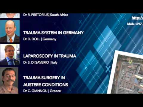 TRAUMA Mini Conference. Athens 15 February 2015