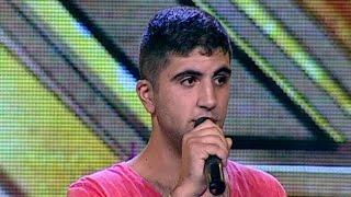 X-Factor4 Armenia-Auditios4-Edgar Ghandilyan/Игорь Корнелюк/Город, которого нет-30.10.2016