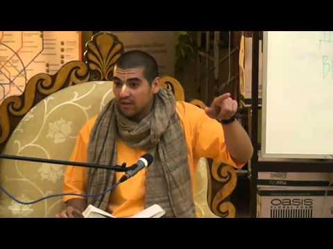 Бхагавад Гита 3.25-26 - Абхай Чайтанья прабху