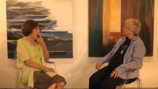 Curator's Voice Art Projects. Interview Olga Duenas by Milagros Bello. Shifting Visions Show.