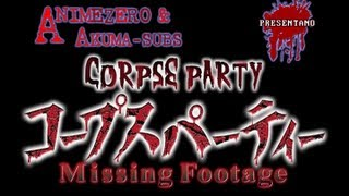Corpse party: Missing footage reactions with my bro Aether813