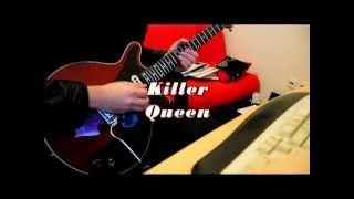 Killer Queen solo cover