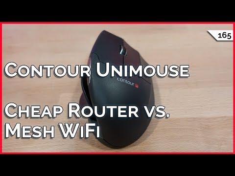 Block Ads w/ Pi-hole, Mesh WiFi vs. Cheap WiFi, Ergonomic Contour Unimouse, CPU Power