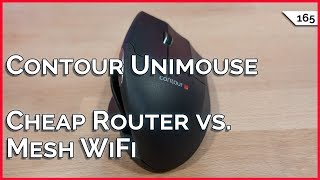 Block Ads w/ Pi-hole, Mesh WiFi vs. Cheap WiFi, Ergonomic Contour Unimouse, CPU Power