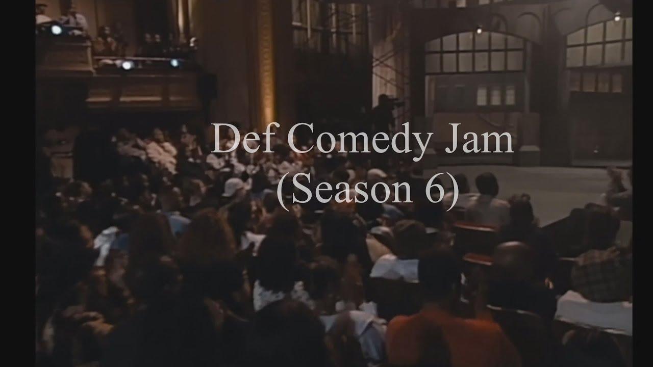 Def Comedy Jam (Season 6) Reggie Mcfadden