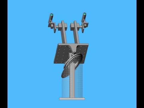 Vestibular Ocular Reflex - robot movement