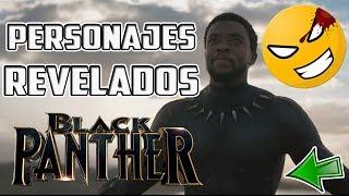Análisis del Tráiler de PANTERA NEGRA   Black Panther Teaser Trailer   #Mefe