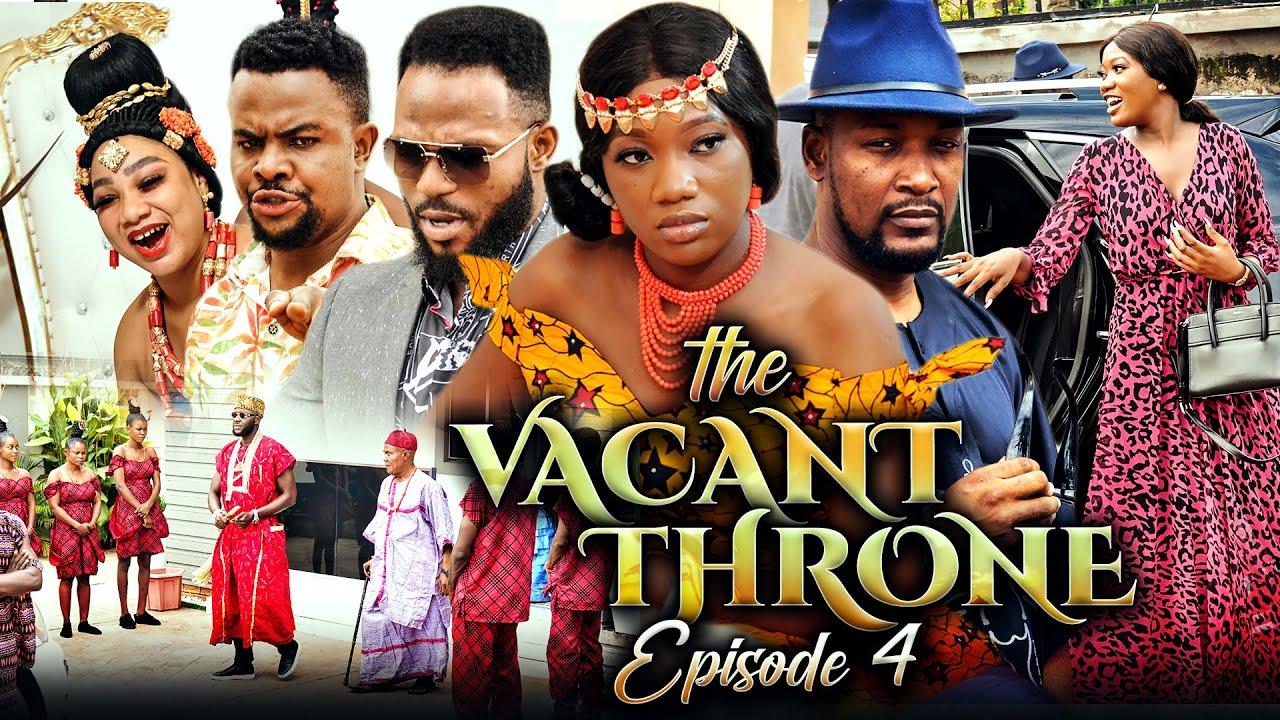 Download THE VACANT THRONE 4 (New Movie) Chinenye Nnebe/Wole Oj/Daniel 2021 Trending Nigerian Nollywood Movie
