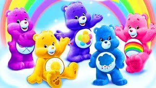 Fun Care Bears Band, Play Musical, Dress Up Baby Animals | Learn Colors Games For Children
