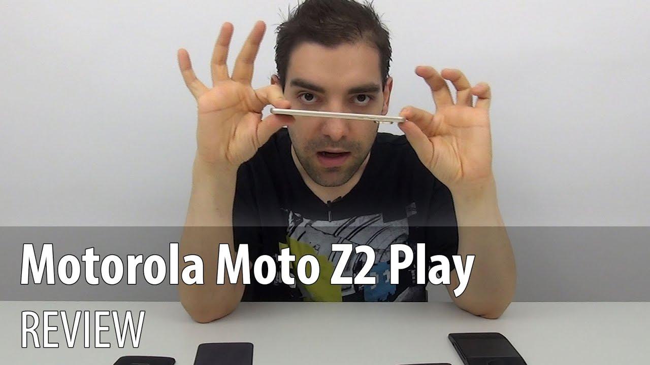 Motorola Moto Z2 Play Review în Limba Română (Telefon modular midrange)