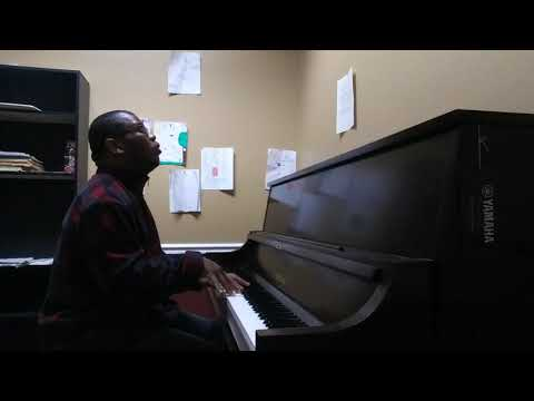 Terrance Shider Bridge Over Troubled Water Piano Cover