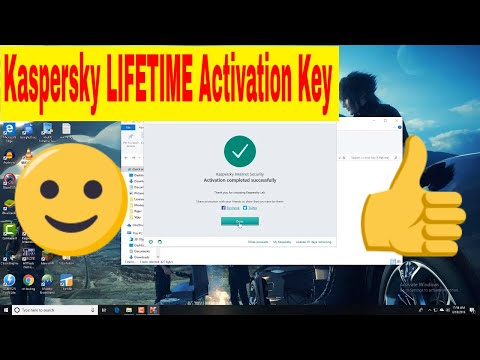 Kaspersky Internet Security 2018 LIFETIME Activation Code License key ✔