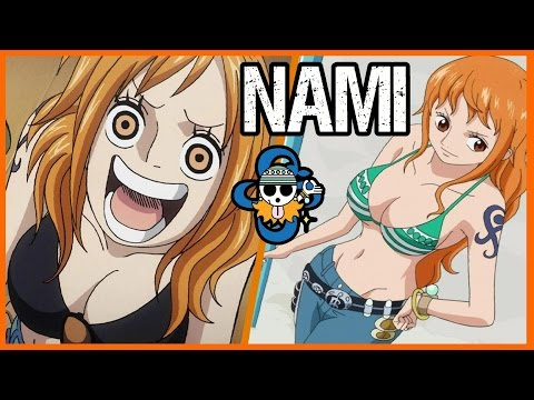 "The Strawhat Pirates: ""Cat Burglar"" NAMI"