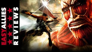 Attack on Titan – Easy Allies Review
