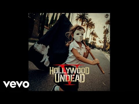 Hollywood Undead - Nobody's Watching [Audio]