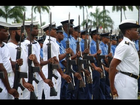 Trinidad & Tobago Defence Force 1st Drill Competition 2010 (1)