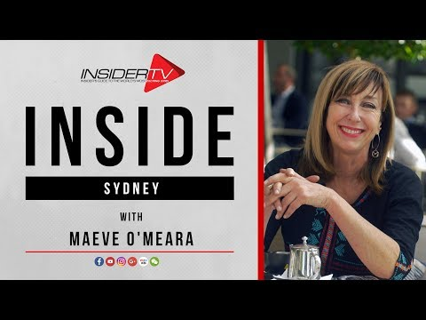 INSIDE Sydney with Maeve O'meara | Travel Guide