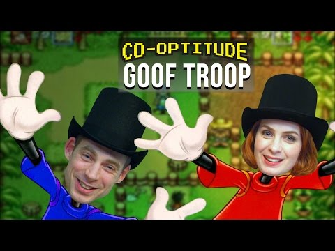 Felicia and Ryon are back for the 100th episode spectacular, trying their best to play Goof Troop on the SNES in this week