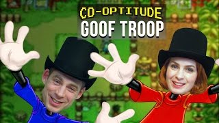 Co-Optitude 100th Episode: GOOF TROOP with Felicia and Ryon
