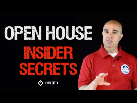 Real Estate Open House Tips - Insider Secrets most agents don't consider