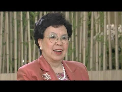 Interview with outgoing WHO Director-General Margaret Chan