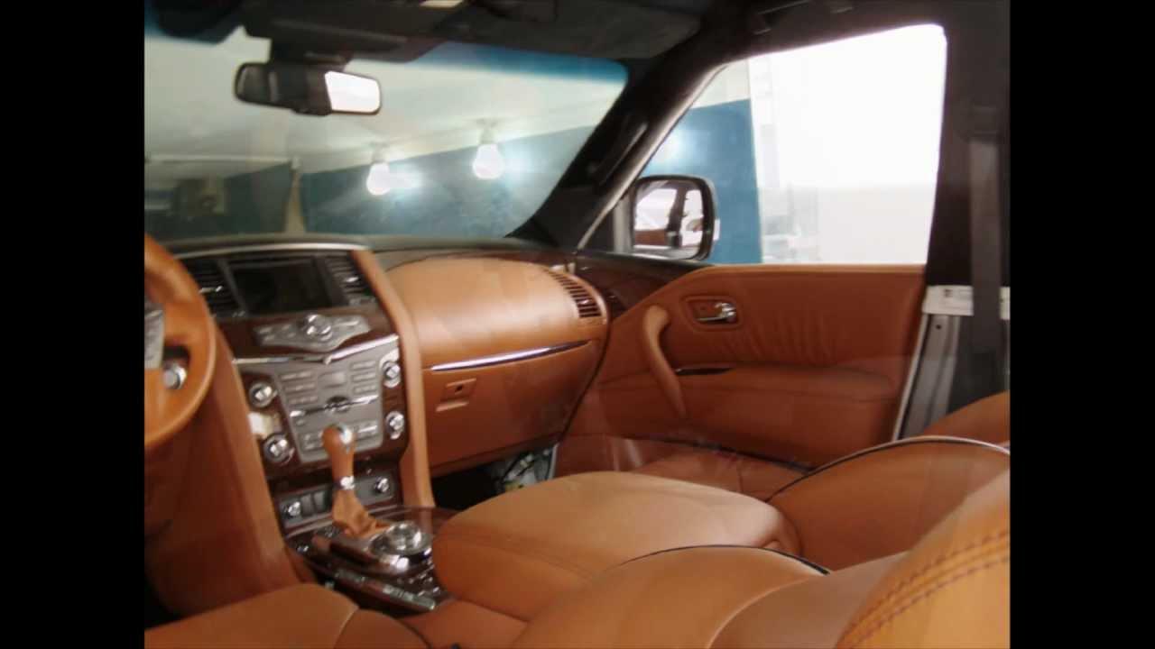 op 3 Nissan ustom interior design - Youube - ^