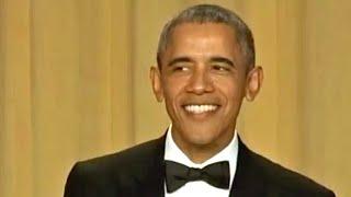 President Obama Jokes About Bernie Sanders