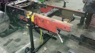 Восстановление Тягача Petebilt 379.  Built Of Custom Peterbilt 379