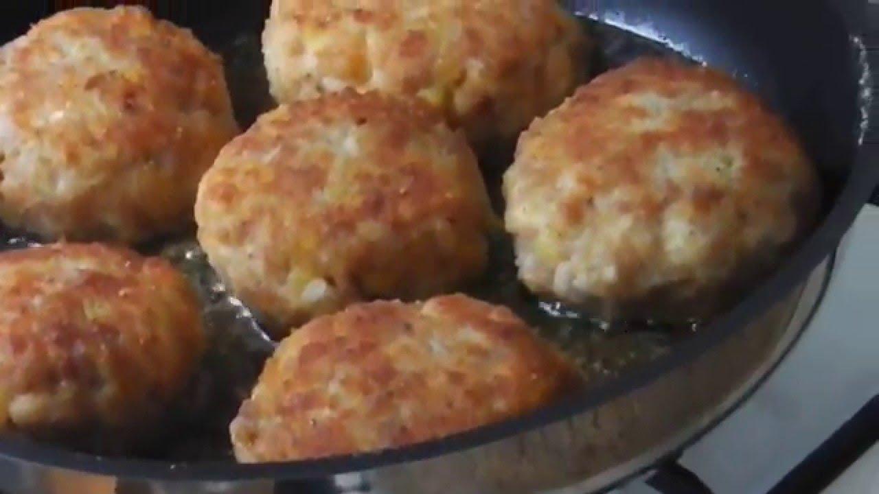 Рецепты из фарша свинины и курицы — photo 7