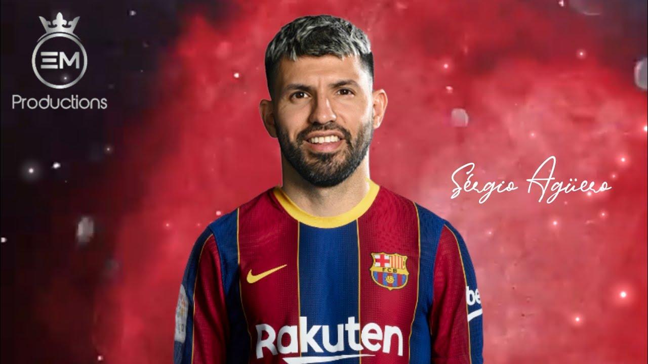 Sergio Agüero ▷ Welcome To Barcelona - Crazy Skills, Goals & Assists   2021  HD - YouTube