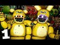 PLAYING AS SPRING FREDDY Dayshift At Freddy S 2 Five Nights At Freddys mp3
