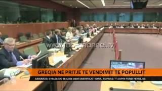 Nis heshtja zgjedhore në Greqi - Top Channel Albania - News - Lajme