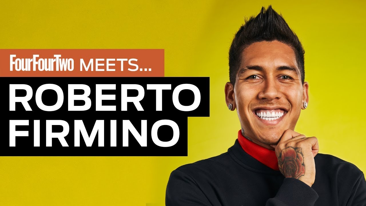 Roberto Firmino Interview I Had R9s Haircut From 2002 Youtube