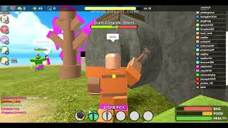 playing boga boga 1 hour in roblox-zimbis