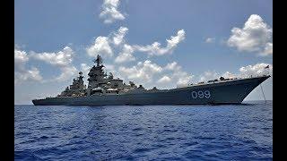 Парад к дню Военно-Морского Флота России 2017