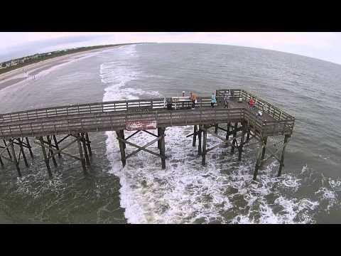 Isle of Palms, SC Drone Flight