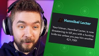I Hired A HITMAN To Kill Everyone I Worked With | BitLife
